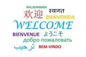 Femme d'expat : dépassez le barrage linguistique
