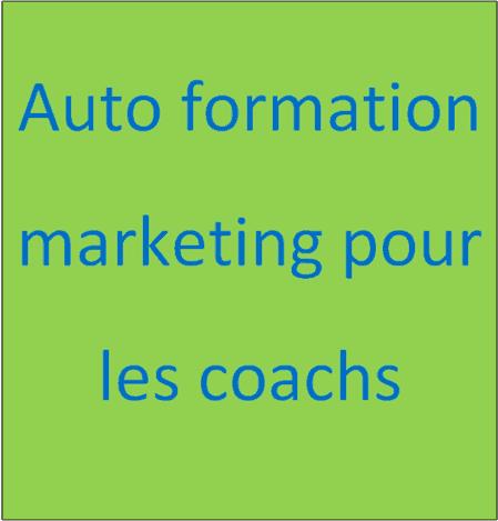 Auto formation marketing pour les coachs
