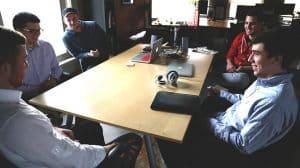 Coaching en ligne pour la création d'entreprise